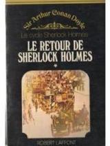 """Afficher """"Le retour de Sherlock Holmes"""""""